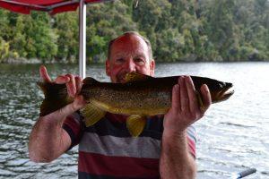 Trout Lake Tours Lake Mapourika