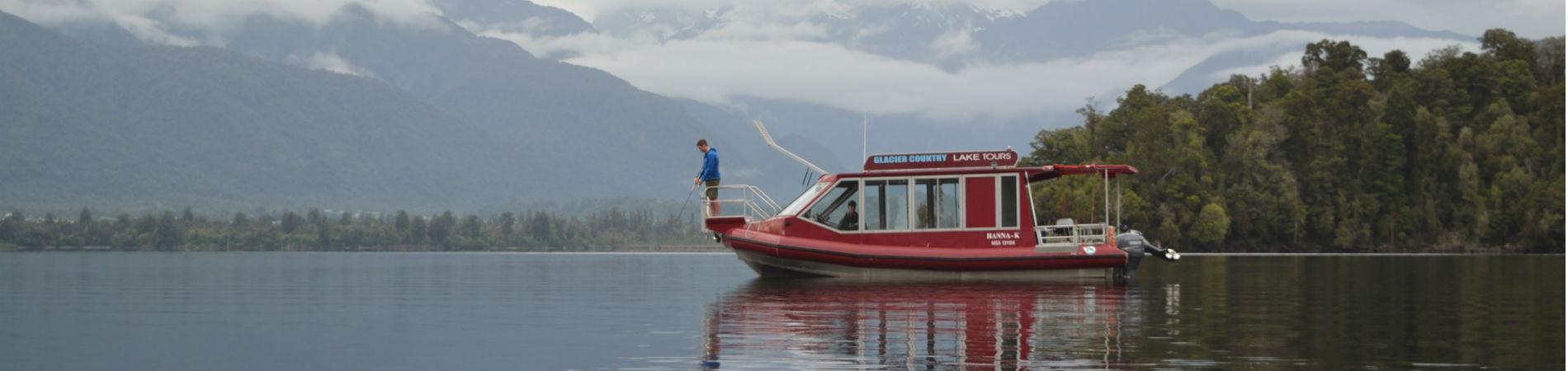 Fishing Lake Tours Mapourika
