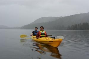 Kayak photo tour