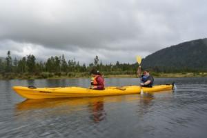 Kayaking NZ