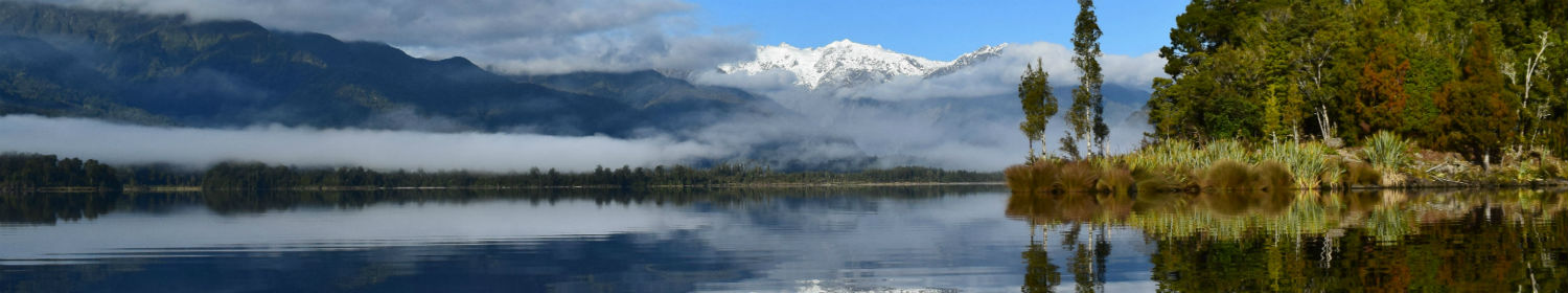 Franz Josef Tours - Inner page Scenic Cruise