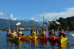 Kayak Franz Josef