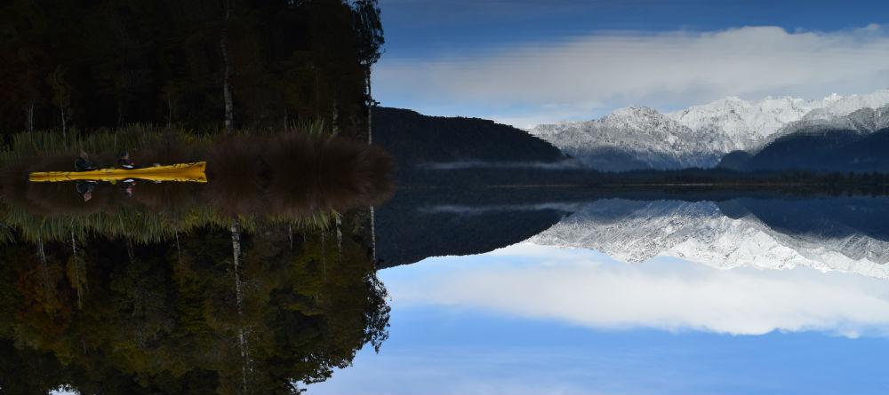 Franz Josef Tours Lake