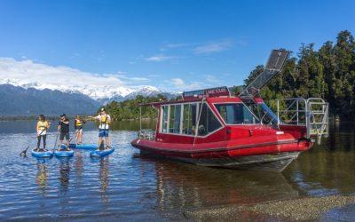 Stand Up Paddle Boarding, Franz Josef Tours – Franz Josef Glacier