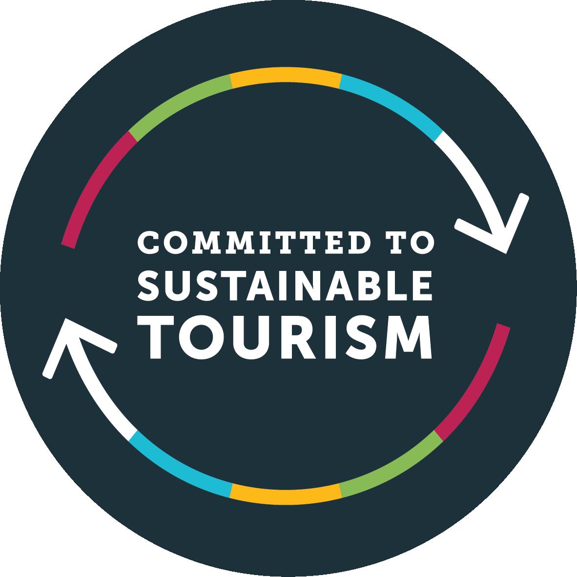 sustainable tourism logo